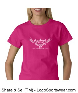 Ladies Pigment Dyed Comfort Colors T-shirt Design Zoom